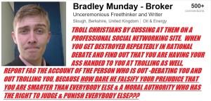BRADLEY MUNDAY